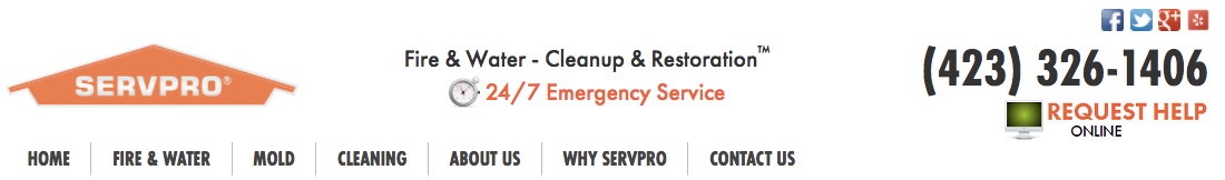 SERVPRO of Chattanooga